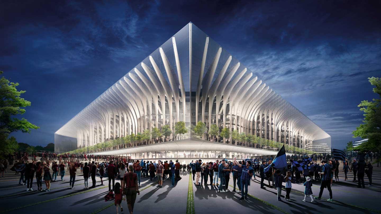 Pembangunan Stadion Baru Dinilai Mampu Menarik Wisatawan untuk Berkunjung Ke Milan