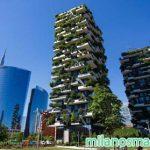 Arsitek Milan Stefano Boeri Membangun Hutan di Langit