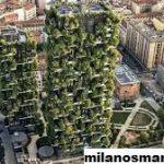 Melihat Hutan Vertikal Yang Menakjubkan di Milan