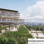 Kengo Kuma Merancang Kantor Biofilik Masa Depan Milan