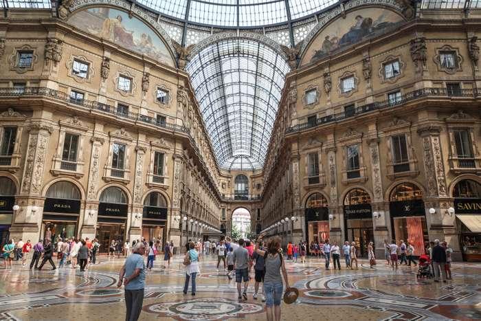 Kota Milan Italia Dari Masa Ke Masa