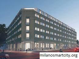 Peluncuran Aparto di Milan Italia